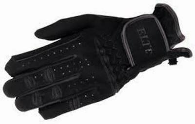 ELT Microfibre Action Gloves. Black Or Navy. Sizes Childs 5-7, Adults XS, S, M,