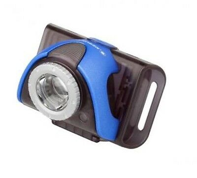 LED Lenser SEO B5R Bike Light/ Head Torch   Rechargeable . Blue