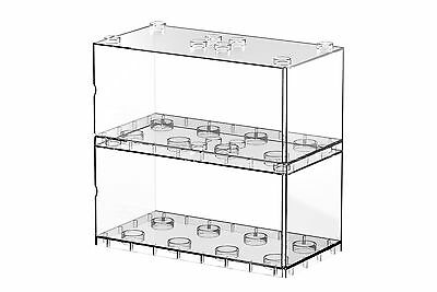 Tiny T-BRICK20 2 IN 1 PACKAGE Combination Stackble Display Box Stands Cases