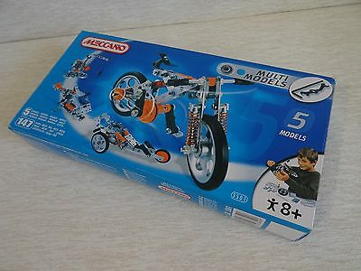 Meccano Multi Models 5 Model Set #3501