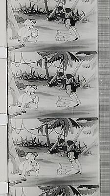 Jungle Jitters (1934) 16mm cartoon Willie Whopper by Iwerks