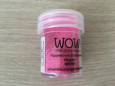 Wow Embossing-Pulver Fluorescent