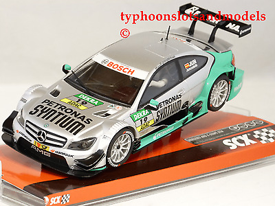 A10201 SCX/Scalextric Mercedes-Benz AMG C-Coupe DTM - Syntium - New & Boxed