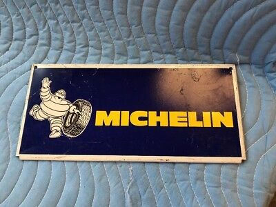 Vintage Michelin Tire Sign