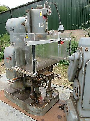 Adcock Shipley Milling machine 3 phase