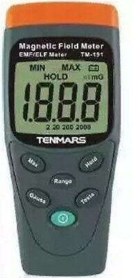 TENMARS Magnetic Field Meter TM-191