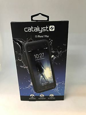 Catalyst case for iPhone 7 Plus - STEALTH BLACK