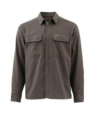 Simms Coldweather Long Sleeve Shirt ~ Dark Olive ~ Size 2XL CLOSEOUT