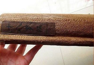 Chinese Ancient picture silk paper Eighteen buddha Scroll painting #