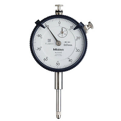 Mitutoyo Dial Indicator 2050S (Supplied with Australian Tax Invoice)