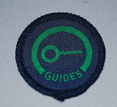 1990's UK Girl Guide Badge - Collector