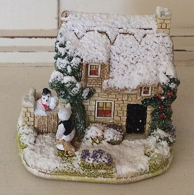 Lilliput Lane Cottage - Ice To Meet You