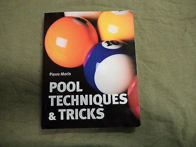 #nn. Book -  Pool  Techniques & Tricks