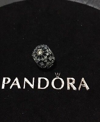 Pandora Inner Radiance Openwork Charm 791370ccz Authentic Like New Ale