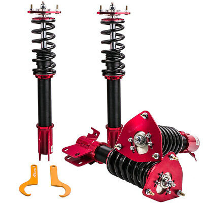 Coilover for Subaru Impreza WRX GDB Forester 03-08 SG 24Ways Coilovers Shock Kit