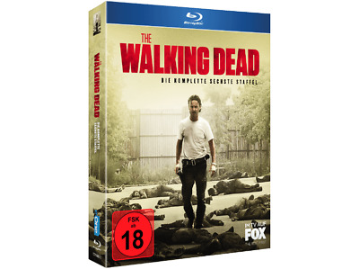 The Walking Dead - Staffel/Season 6 / Steelbook  Neu & OVP