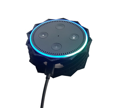 Amazon Echo Dot Wall Mount - Several Colours Available