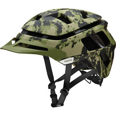 Smith Forefront Mips Unisexe Casque - Matte Olive Unexpected Toutes Tailles