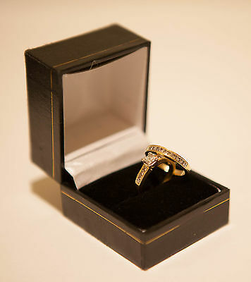 Engagement Wedding Ring Set Love & Passion Collection 18ct Gold .70ct Diamond
