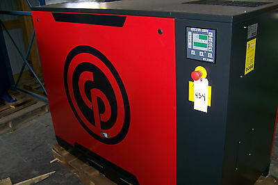 Chicago Pneumatic QRS 25HP Electric NEW  Rotary Screw Compressor