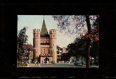 Basel Switzerland, Vintage Mint Postcard !!