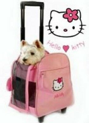 Transport Sac Trolley Hello Kitty Chien Chat Rongeur