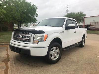 2014 Ford F-150  Extended Cab  4WD Pickup