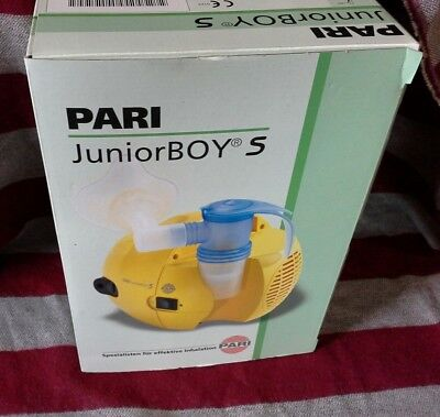 NEU & OVP Pari Junior Boy S  Inhalationsgerät