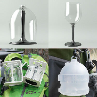 BOSO Outdoor Wine Glass Polycarbonate Portable Unbreakable Glasses Made In Korea