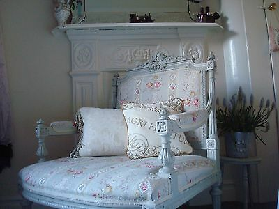 French Chair in Kate Forman Fabric