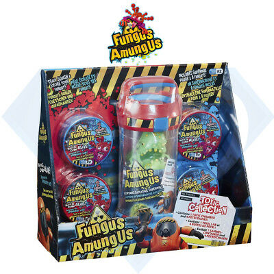 Fungus Amungus Toxic Collection - Multi Colour - Brand New