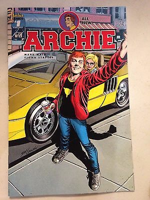 Archie #1 2015 Ordway Variant  VF-NM