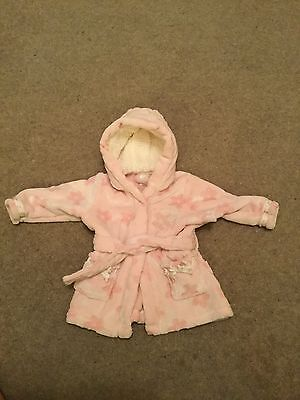 Disney Baby Girl Dressing Gown 0-3