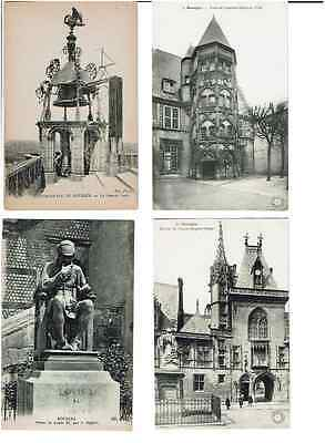 Bourges 8 cartes