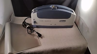 Fellowes TB-250 Electric Thermal Binding Machine