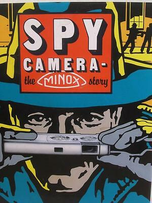 """Spy Camera-The Minox Story"" Book By Morris Moses ***FREE USA SHIPPING***"