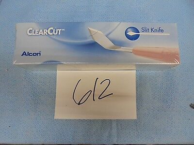 Alcon 8065992445 Clear Cut Slit, Intrepid Micro-coaxial system, 2.4 Single Bevel