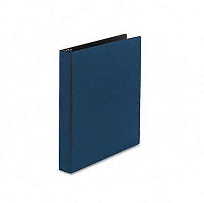 """Avery Durable Binder with 1-Inch Slant Ring, Holds 8.5 x 11"""" Paper, Blue"""