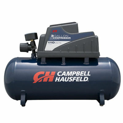 Campbell Hausfeld 3 Gallon Oil-Free Air Compressor DC030000 New
