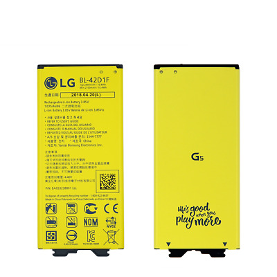 Original LG G5 BL-42D1F 2800mAh Li-Ion Battery For G5 H820 LS992 H830 VS987 H850