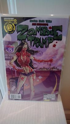 zombie tramp #1 Gaylord variant 1500 only made.