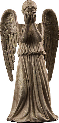 Doctor Who - Weeping Angel Christmas Tree Topper Ornament-IKO0633