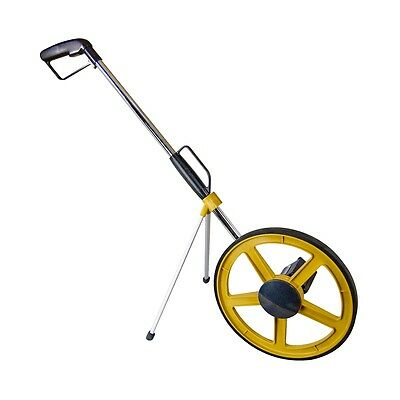 S#Toolpack Distance Measuring Wheel 10000 m 314.500 with Stands Surveyors