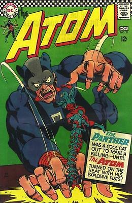 ATOM ISSUE 27 1st SERIES AMERICAN COMIC BY DC + FREE & FOIL BALLOON