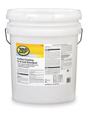 ZEP PROFESSIONAL 1041568 Touchless Vehicle Detergent,5 Gallon