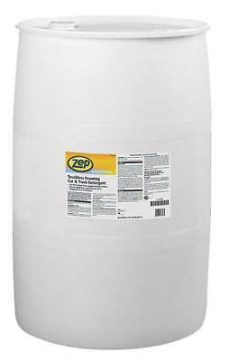 ZEP PROFESSIONAL 1041627 Foaming Car & Truck Detergent, 55 Gal
