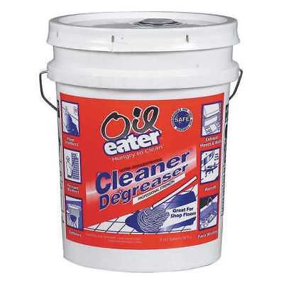 OIL EATER AOD5G35438 Cleaner Degreaser,Water-Based,5 Gal
