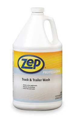 ZEP PROFESSIONAL 1041477 Truck And Trailer Wash,1 Gallon,Bottle