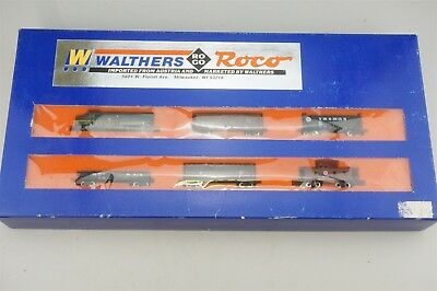N Scale Walthers Roco RTR 625-511 PRR Pennsylvania Diesel & Freight Train Set