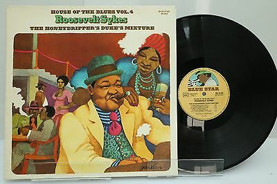 "Roosevelt LP ""House of the Blues Vol. 4"", VG++"